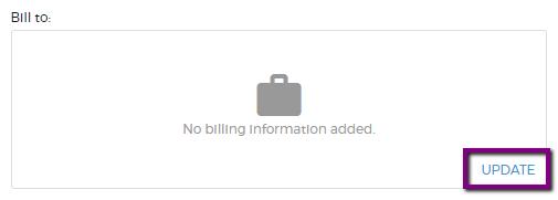 update bill