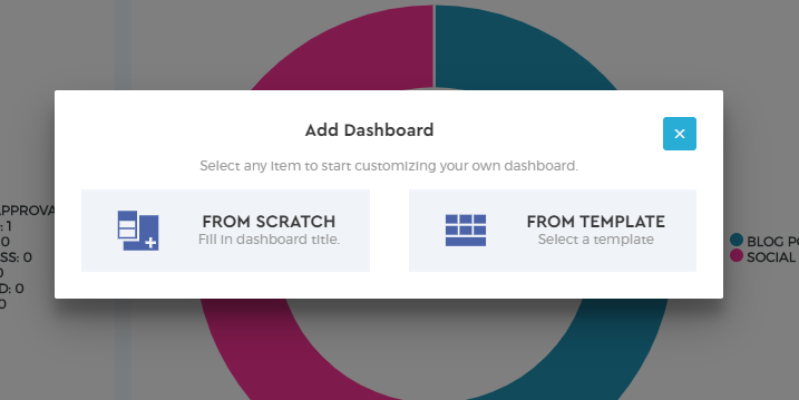 add dashboard
