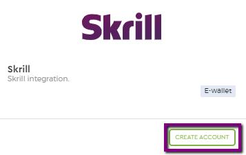 skrill create account