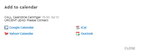 export tasks to calendar